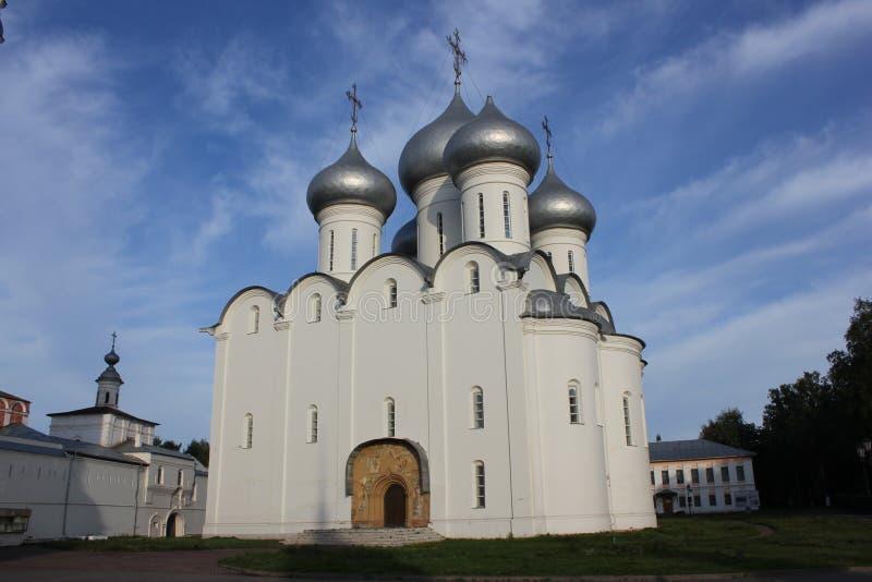 De Kathedraal van Sophia royalty-vrije stock foto's