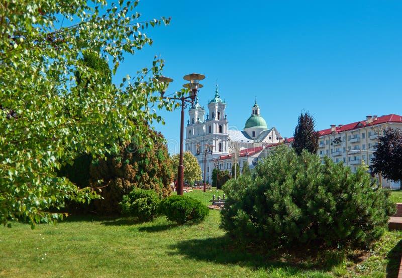 De Kathedraal van St Francis Xavier stock afbeelding