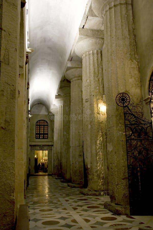 De Kathedraal van Syracuse stock fotografie