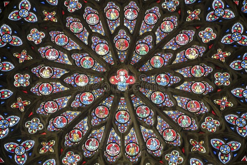 De kathedraal van ziet royalty-vrije stock afbeeldingen