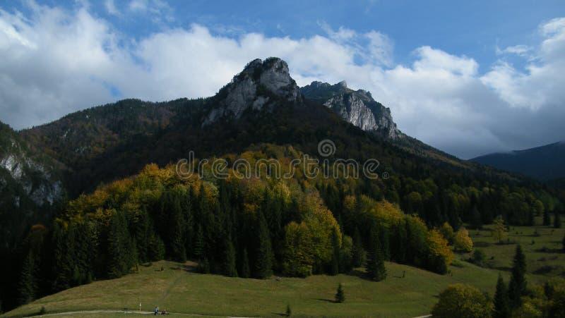 De Kaukasus royalty-vrije stock fotografie