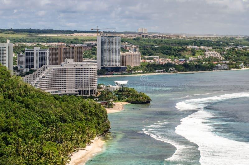De Keerkringen van Guam stock afbeelding