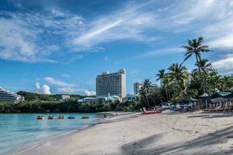 De Keerkringen van Guam stock afbeeldingen
