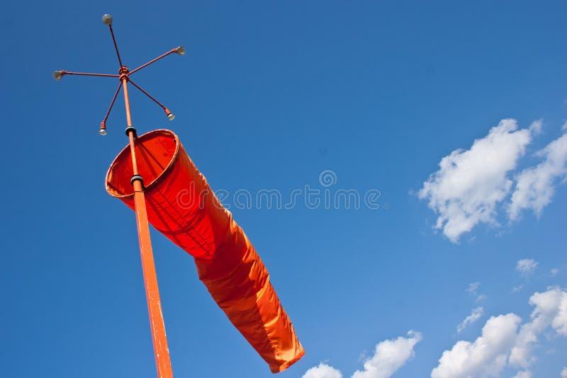 De kegel van de wind royalty-vrije stock fotografie