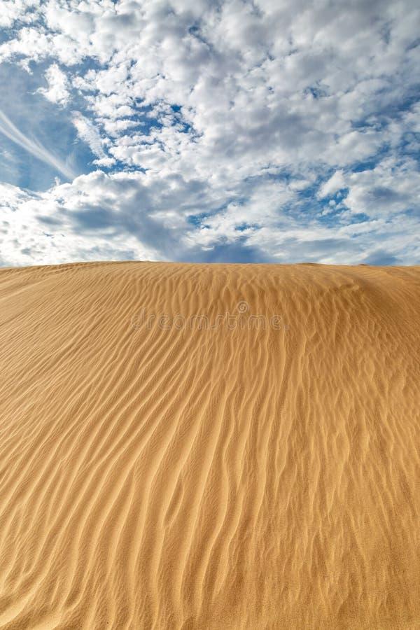 De keizer Duinen van het Zand stock fotografie