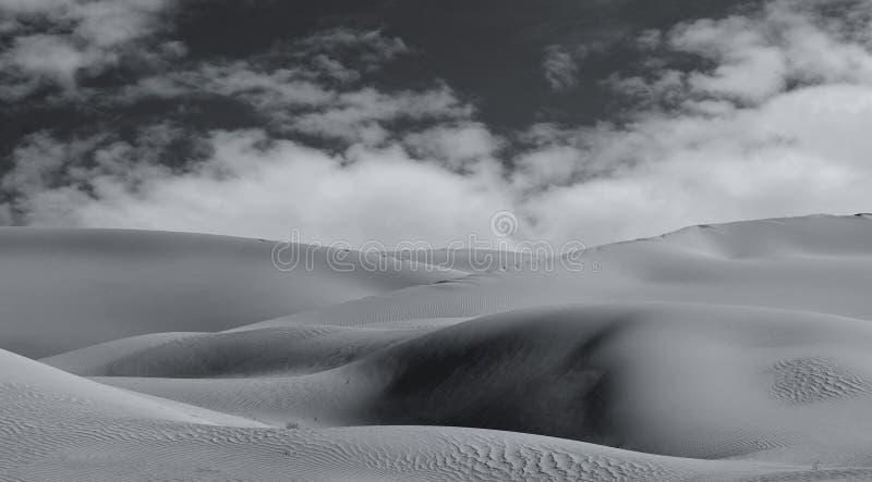 De keizer duinen van het Zand royalty-vrije stock foto