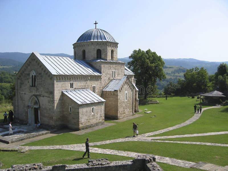 De kerk royalty-vrije stock afbeelding