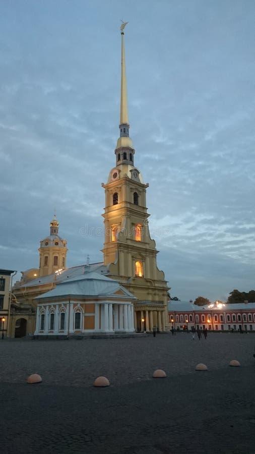 De kerk royalty-vrije stock foto's