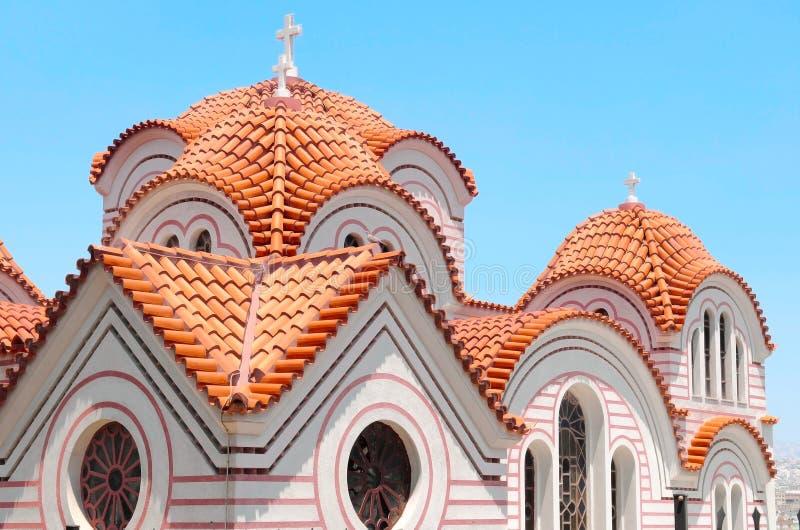 De kerk royalty-vrije stock afbeeldingen