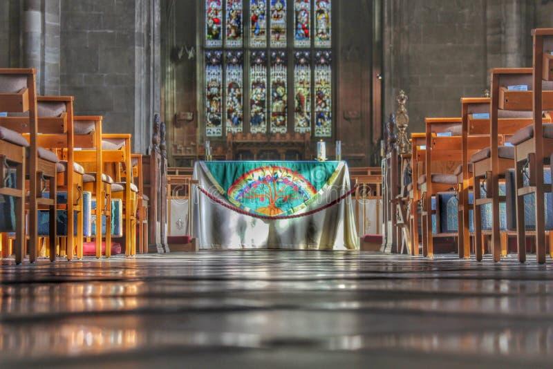 De kerk royalty-vrije stock foto