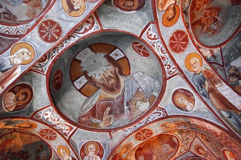 De Kerk van de appel stock foto's