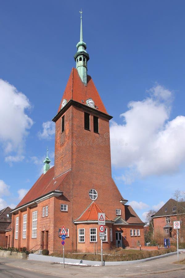 De kerk van heilige Michaelis royalty-vrije stock fotografie