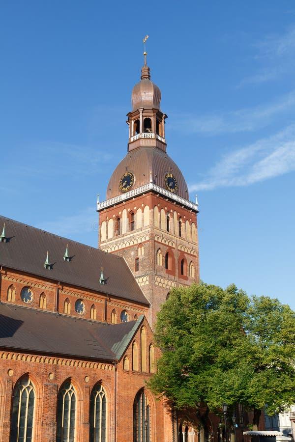 De Kerk van heilige Peter, Letland royalty-vrije stock foto