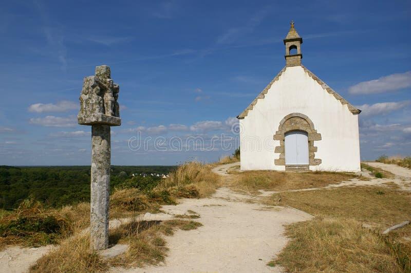 De kerk van het Saint Michel stock foto's
