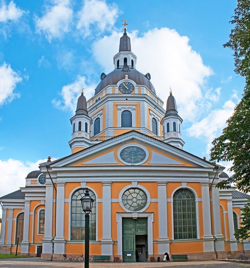 De kerk van Katarina stock fotografie