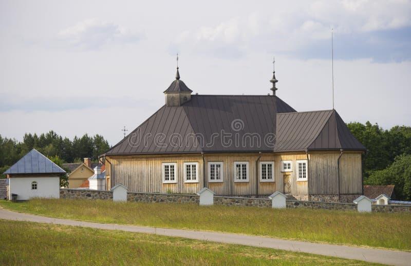 De kerk van Mary Visitation van de geboortemoeder stock foto's