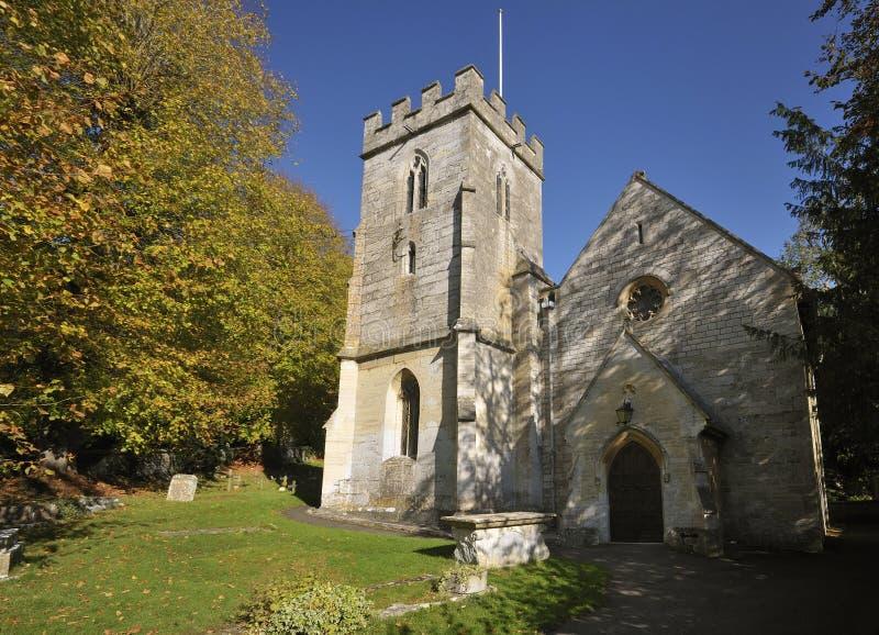 De Kerk van Randwick royalty-vrije stock foto
