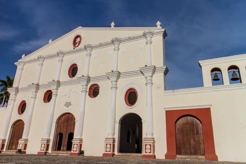 De Kerk van San Francisco van Granada, Nicaragua royalty-vrije stock fotografie