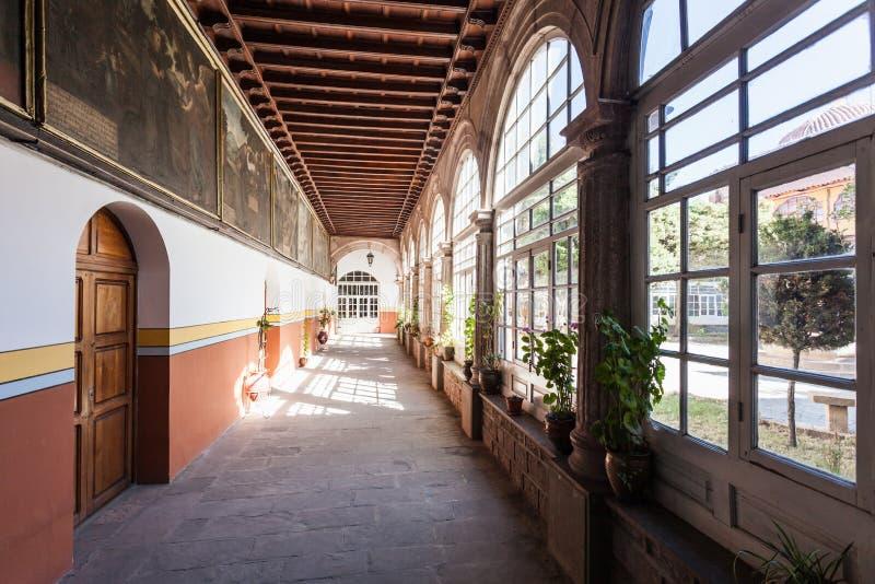 De kerk van San Lorenzo stock foto's