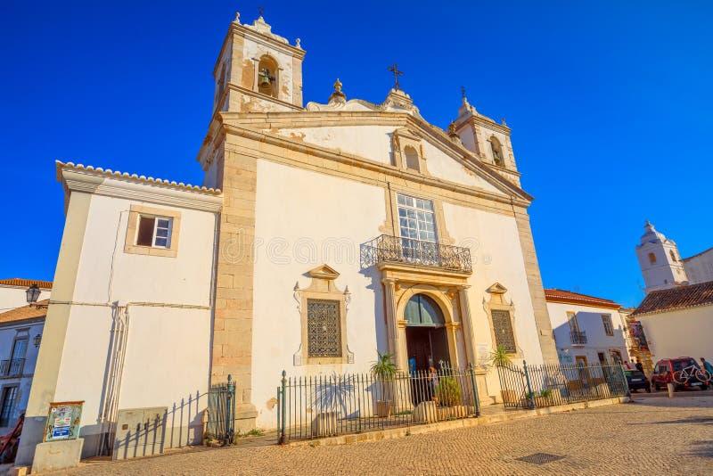 De Kerk van Santa Maria royalty-vrije stock foto's