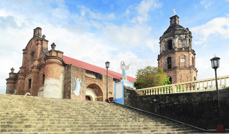 De Kerk van Santa Maria stock foto