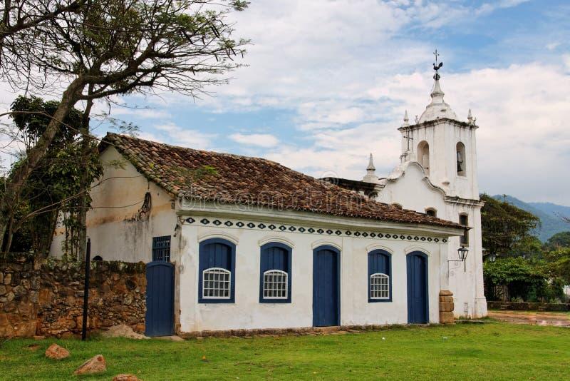 De Kerk van Senhora das Dores van Nossa royalty-vrije stock foto's