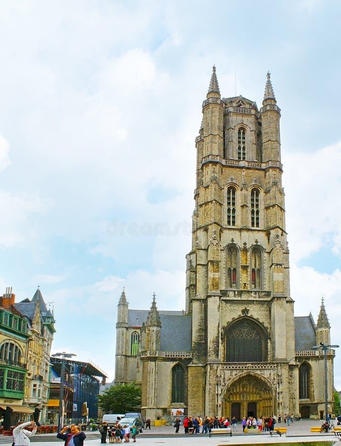 De kerk van Sinterklaas royalty-vrije stock afbeeldingen