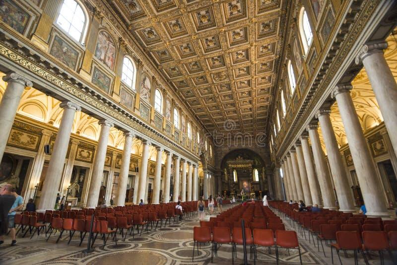 De Kerk van Vatikaan stock foto