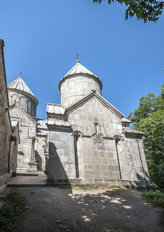De kerken van Surb Astvatsatsin en Surb Stepanos in Mona royalty-vrije stock afbeeldingen