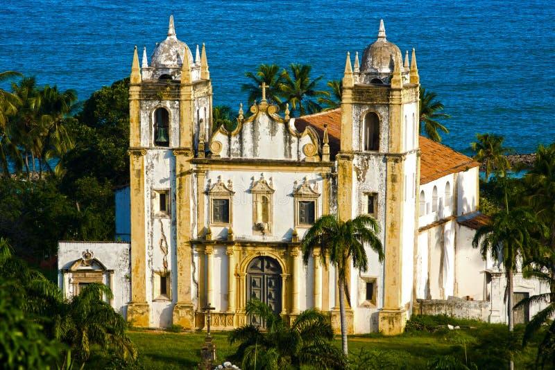 De kerkolinda recife Brazilië van Carmo stock fotografie