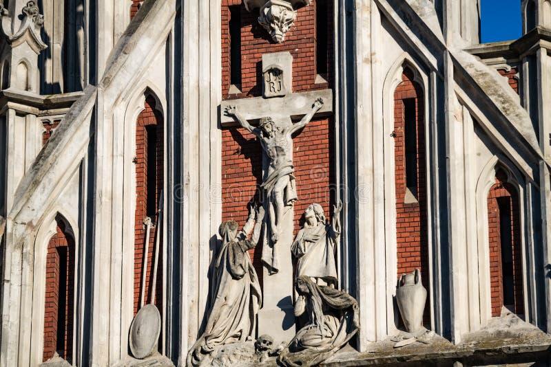 De kerkst Nicholas Kiev van de architectuurgeschiedenis dag royalty-vrije stock afbeeldingen