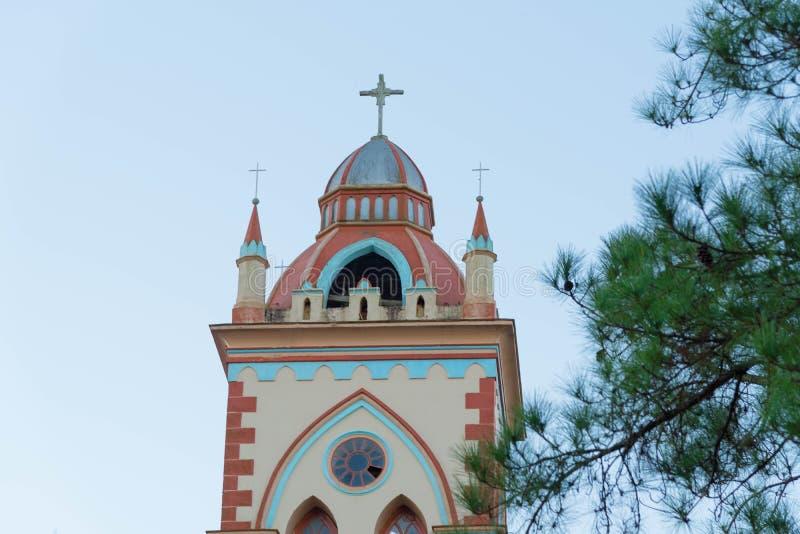 De kerktorens en Heilig stock fotografie