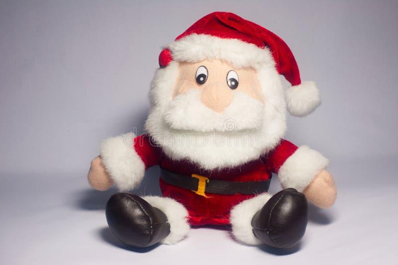 De Kerstman royalty-vrije stock afbeeldingen
