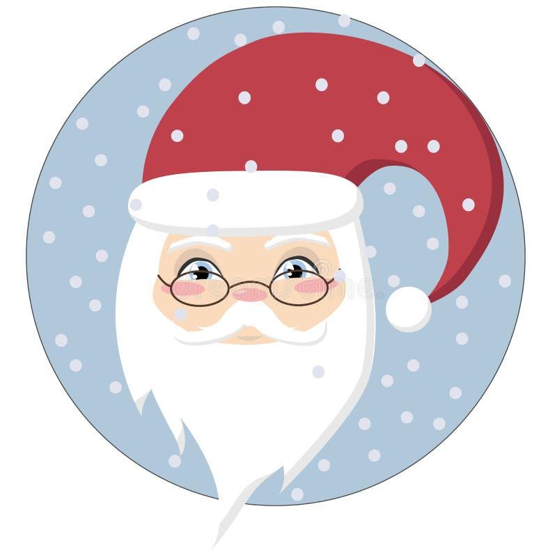 De Kerstman _2 royalty-vrije stock foto