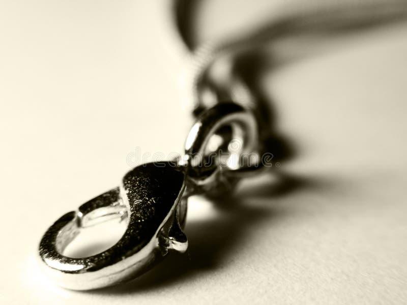 De ketting van de hals royalty-vrije stock fotografie