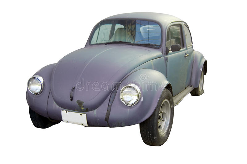 De Kever van Volkswagen   stock foto's
