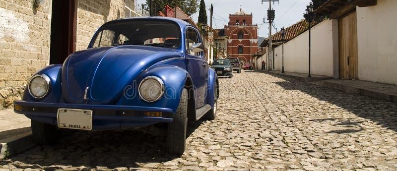 De kever van Volkswagen royalty-vrije stock afbeelding