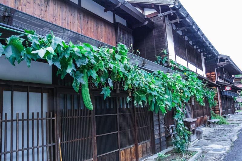 Download De Kisovallei Is De Oude Stad Of Japanse Traditionele Houten Buil Stock Foto - Afbeelding bestaande uit etnisch, post: 107705638