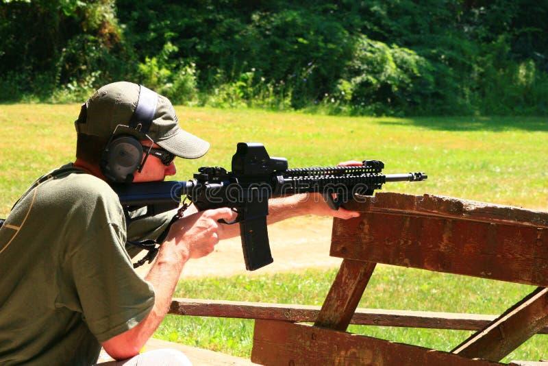 De Klasse van vuurwapens stock fotografie