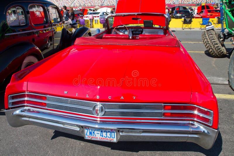 De klassieke Auto van Buick van 1964 stock foto's