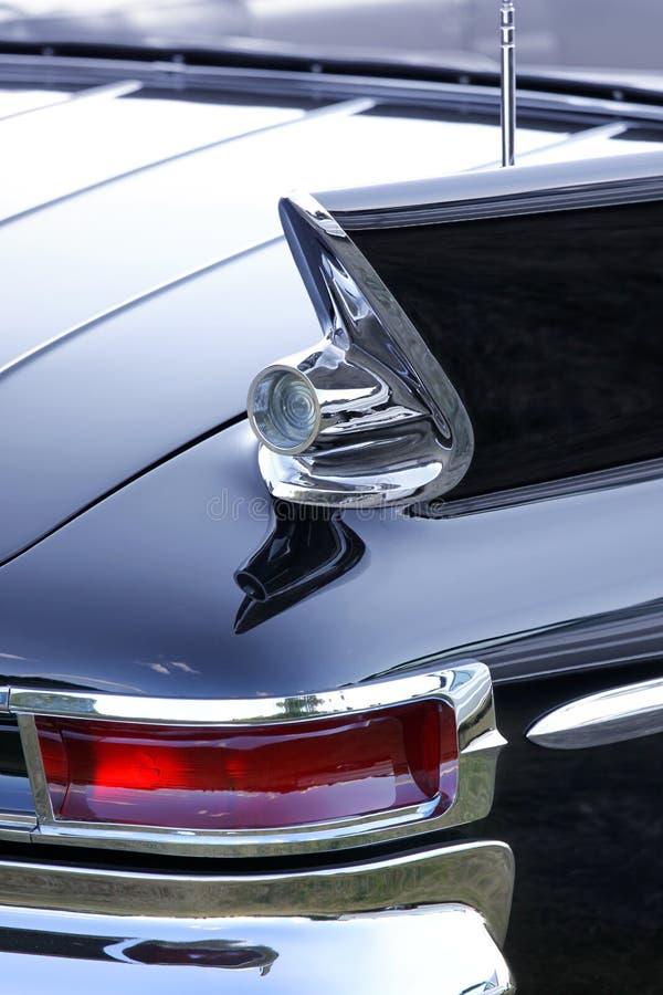 De klassieke lamp van de autostaart stock foto's