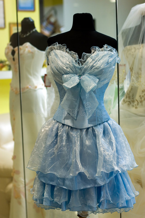 De kleding van Braidesmaid stock fotografie