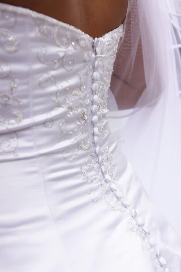 De kleding van het huwelijk royalty-vrije stock fotografie