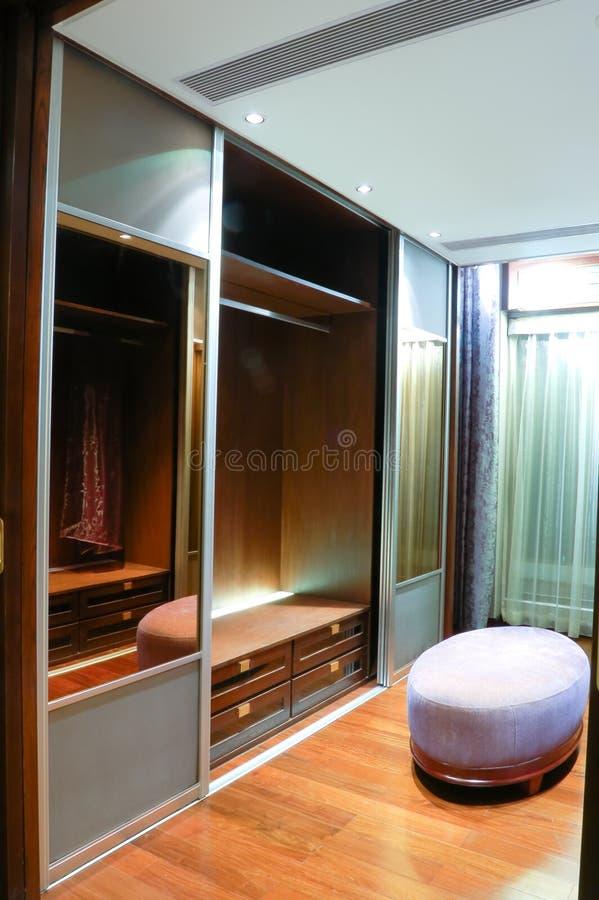 De kleedkamer stock foto