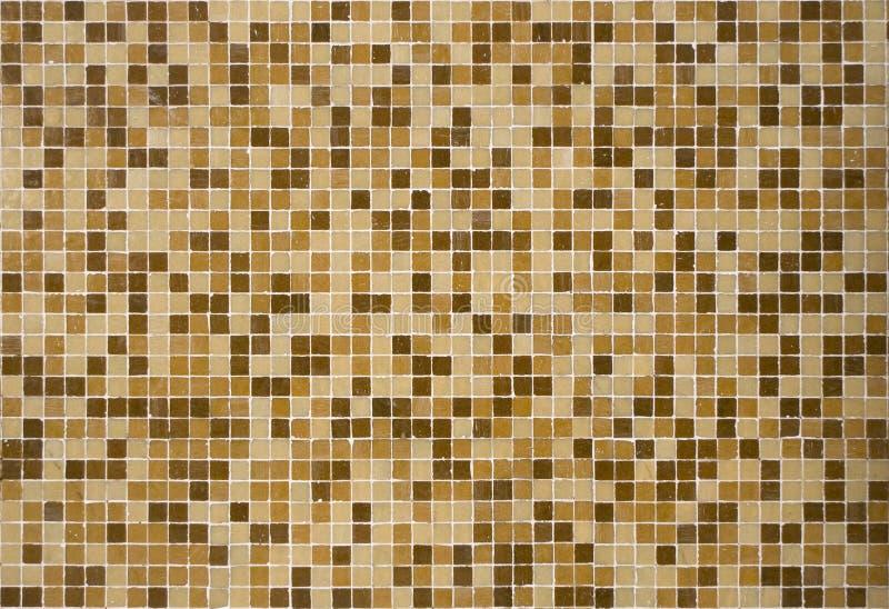 De kleine Tegels van de Muur royalty-vrije stock afbeelding