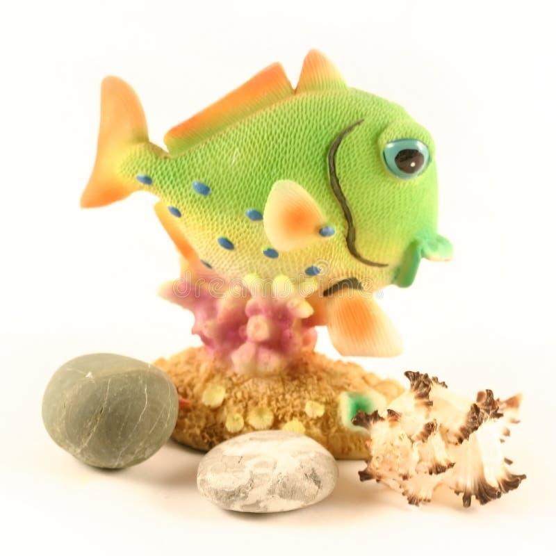 De kleine vissen royalty-vrije stock foto's