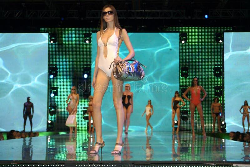 De kleren tonen royalty-vrije stock afbeeldingen