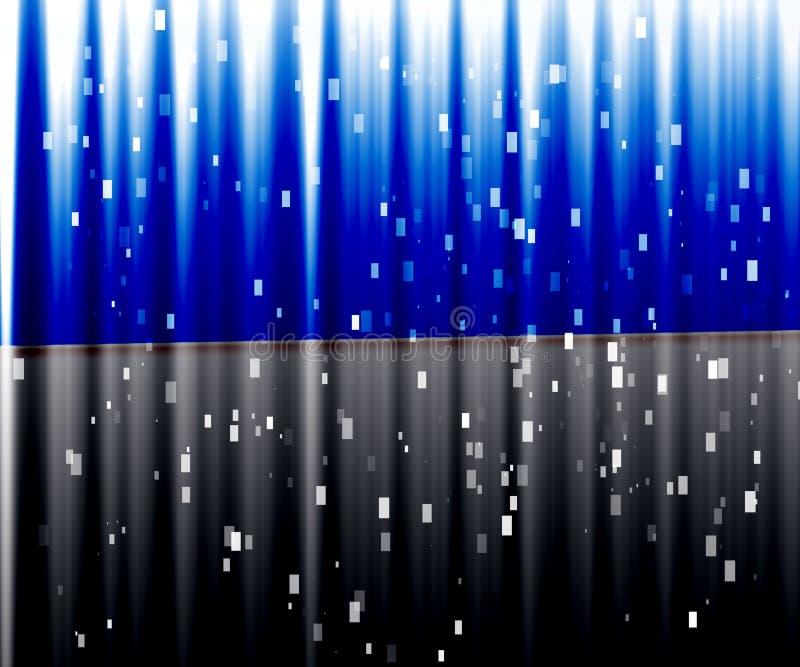 De kleurrijke Achtergrond van de Computer royalty-vrije stock foto