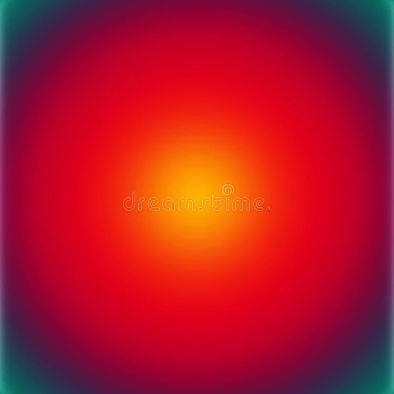 De kleurrijke Achtergrond van de Gradiënt vector illustratie