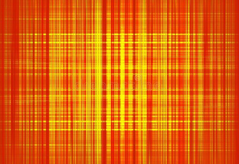 De kleurrijke achtergrond van grungelijnen vector illustratie